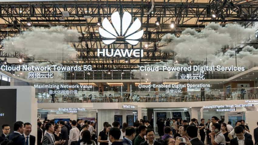 China`s Huawei Technologies' US research arm slashes more than 70% of workforce