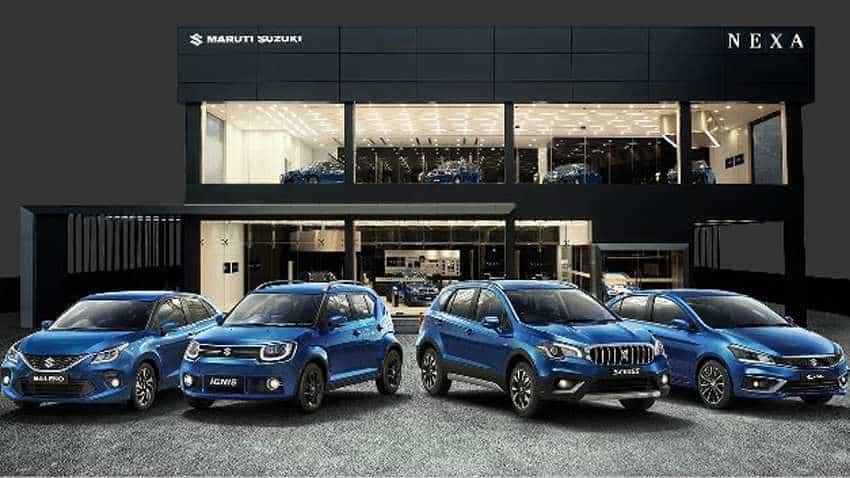 Big feat! Maruti Suzuki Nexa emerges as fastest growing automobile retail channel