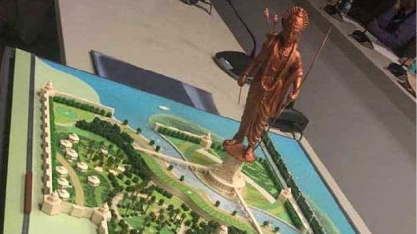 Lord Ram statue in Ayodhya to be tallest in world! Height 251-mtr, Cost Rs 1500 cr; check Exclusive Photos and full list of features!