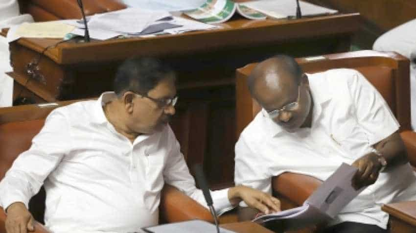 Karnataka Assembly floor test: Trust vote looming over Kumaraswamy government