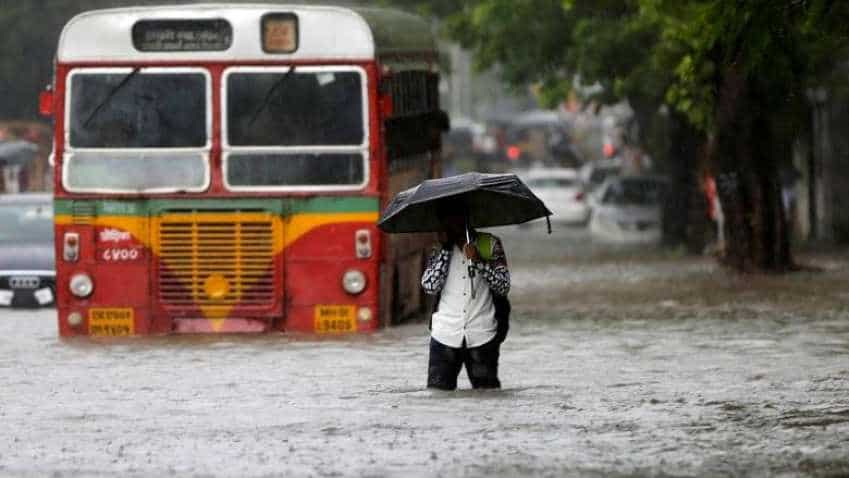 Weather update today: Monsoon in Mumbai revives with full force
