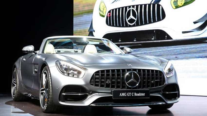 Mercedes benz price in india 2019