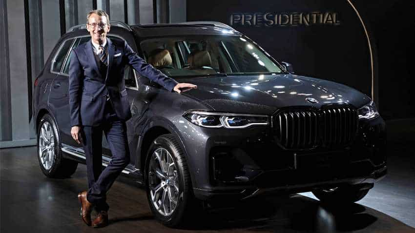 BMW X7: LAUNCHED! Top details of largest-ever Sports Activity Vehicle (SAV) built by German auto giant