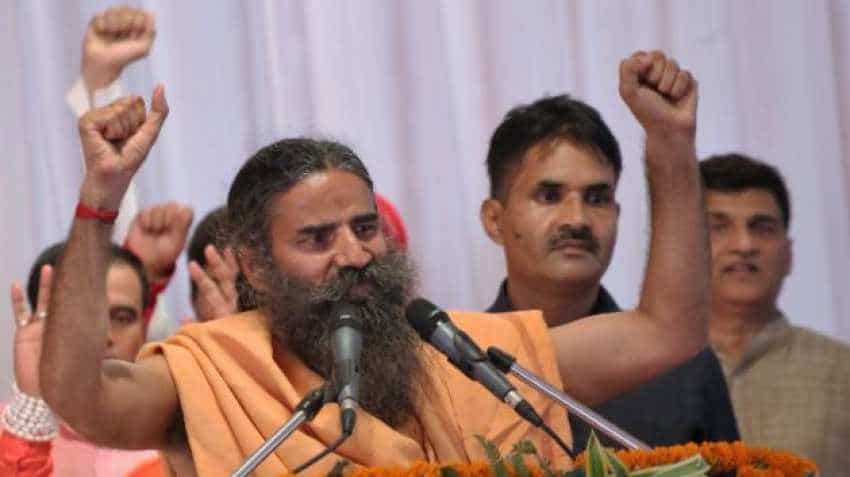 Big boost to Baba Ramdev's business empire! NCLT clears Patanjali's Rs 4350 crore bid for Ruchi Soya - 5 points
