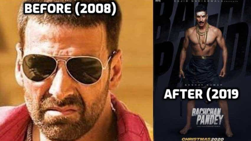 Very interesting fact! Bachchan Pandey poster goes viral but this is the thing to know - Find out