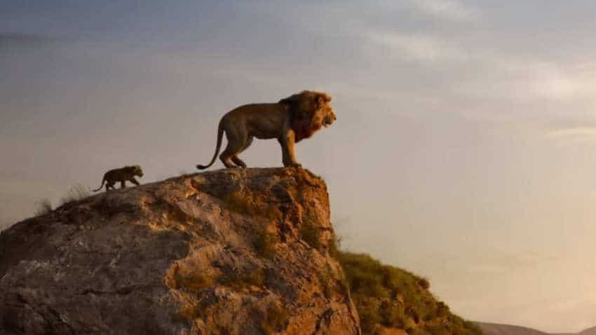 The Lion King box office collection: Disney film puts up good numbers - Total stands at Rs 81.57 cr