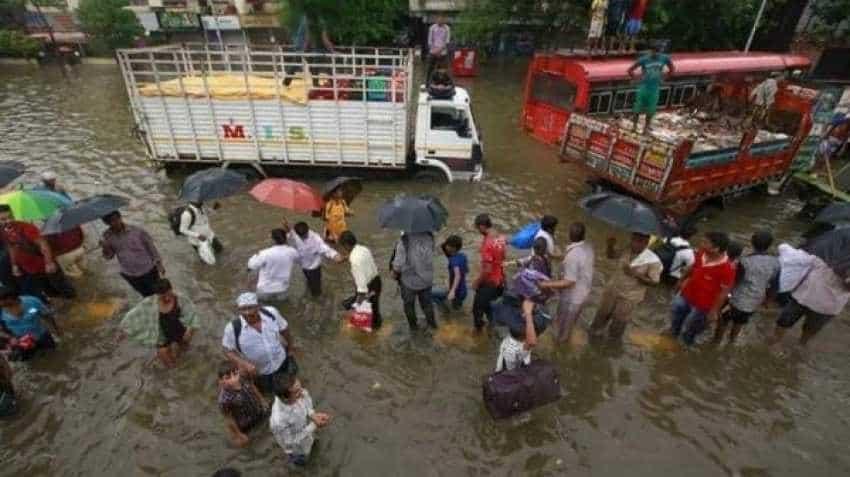 IMD monsoon forecast for Maharashtra: Alert! Very Heavy rain predicted for next 3 days