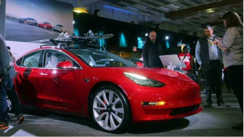 Tesla cars on India roads! Yes, Elon Musk puts timeline for electric car by 2020