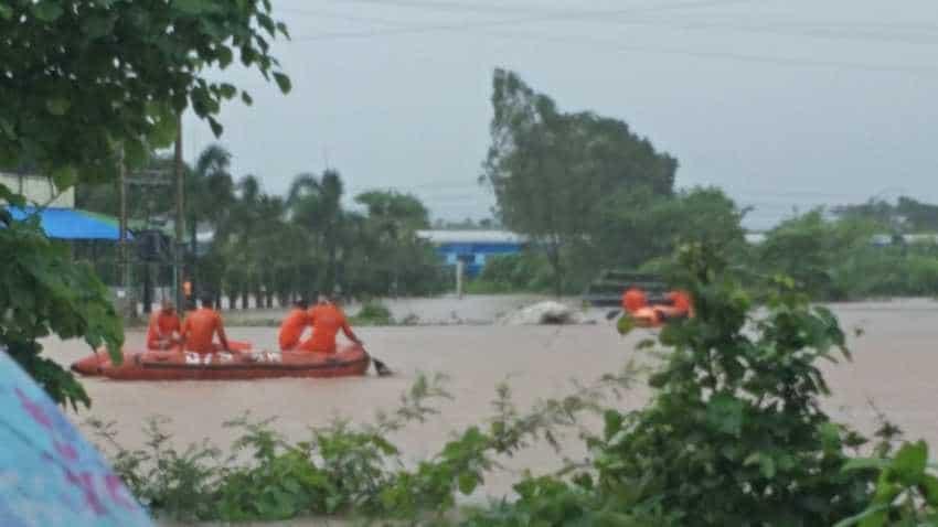 Mumbai Rains: Mahalaxmi Express Stranded; IAF, Navy, Army and NDRF teams deployed to rescue passengers