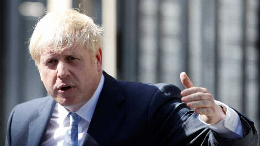British PM Boris Johnson tells EU: Ditch the backstop or there will be no-deal Brexit