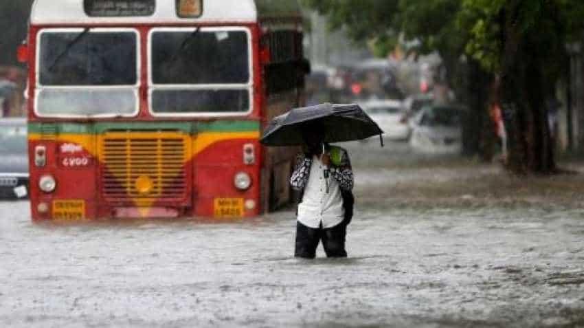 Live updates   Mumbai rains Latest News: Check Weather