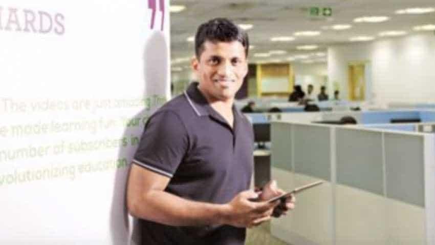Byju's startup founder Byju Raveendran just became a billionaire!