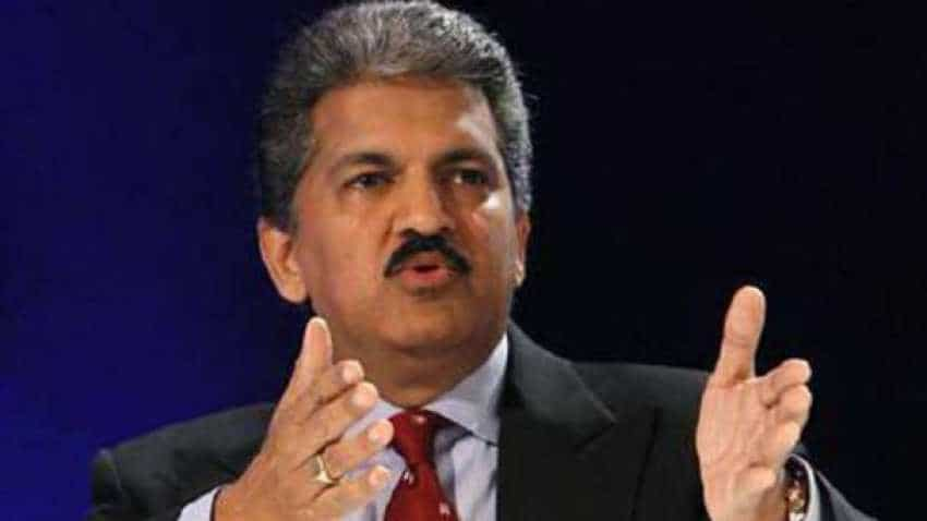 Anand Mahindra tweet to wife just broke the internet; M&M chief says not sure his 'skills' were relevant for this job