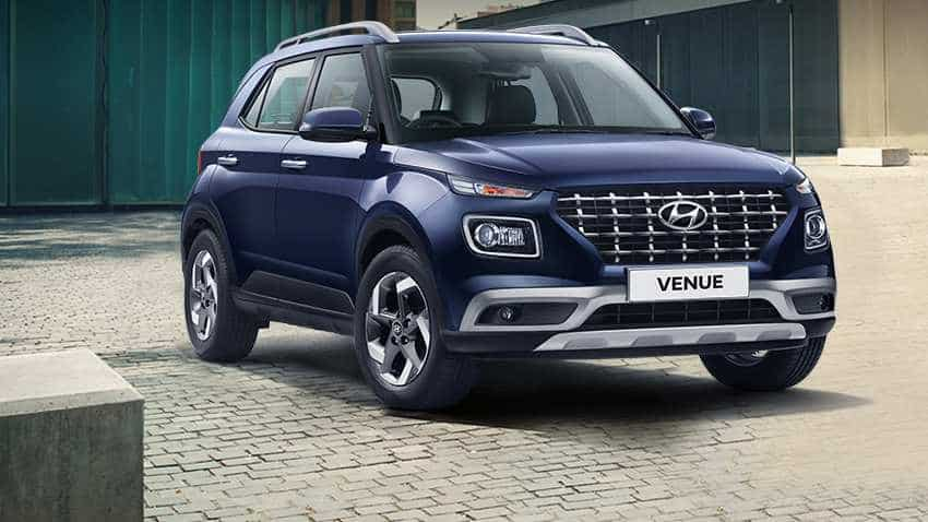 Milestone! Hyundai VENUE gets 50,000 bookings in just 60 days