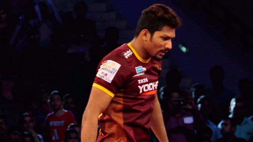 Pro Kabaddi League 2019: Who is Rishank Devadiga and how much he was sold for in PKL 7?