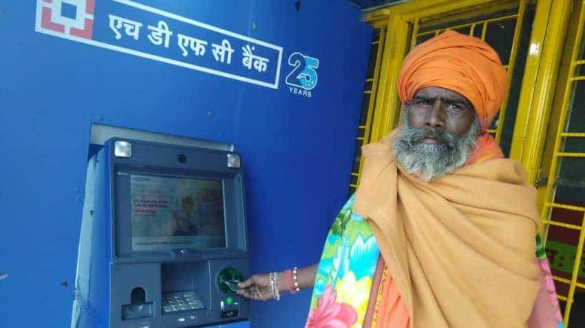 If you run short of cash at Kedarnath, then worry not, HDFC Bank just opened an ATM in temple premises