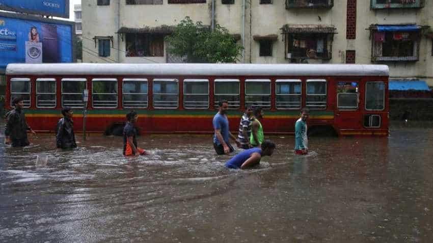 Mumbai Rain Latest Alert: Heavy to very heavy rainfall expected as