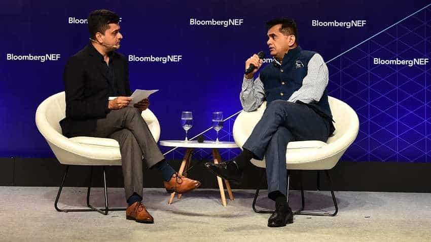 EXCLUSIVE: BNEF Summit - Niti Aayog CEO Amitabh Kant shares valuable insights on Future of Mobility in India - Details