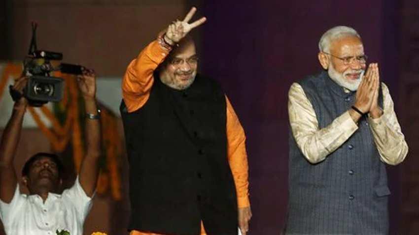 HISTORY CREATED! J&K Reorganisation Bill passed in Rajya Sabha - Check voting details