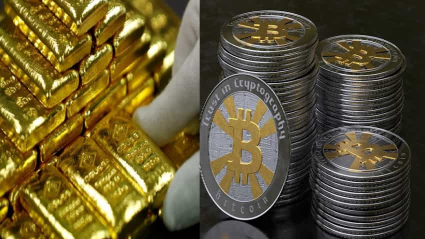 Gold or Bitcoin? See what fear-ridden investors have gone and done now