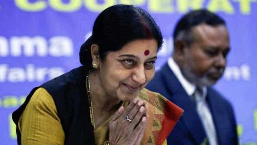 Read Sushma Swaraj's last communication with PM Narendra Modi