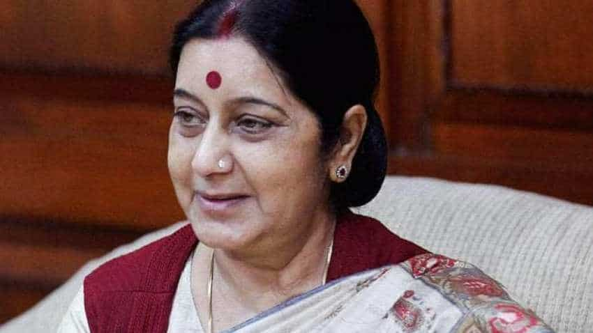 Sushma Swaraj to be cremated today in New Delhi with full state honour