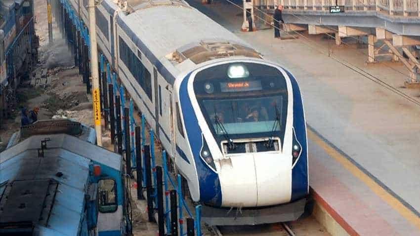Vande Bharat Express (Train 18) to have 'air-hostesses, flight