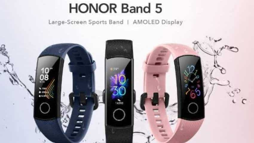 Honor Band 5 launched in India with seven modern technologies, check price and features here