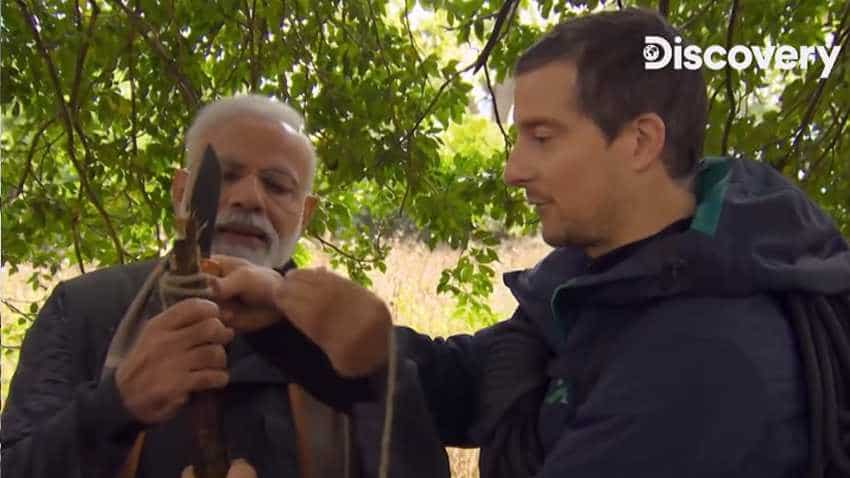 Modi in Man vs Wild: Bear Grylls reveals PM's answers about these important questions