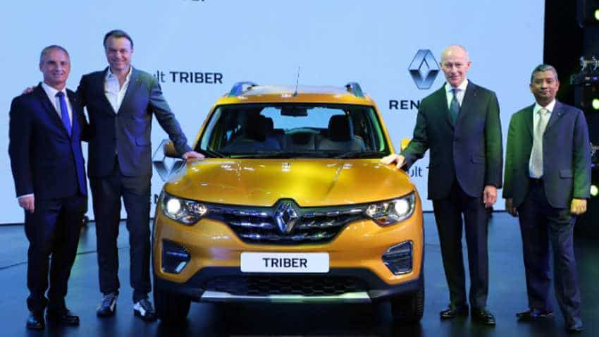 Renault TRIBER: REVEALED! From booking to launch date - All you need to know