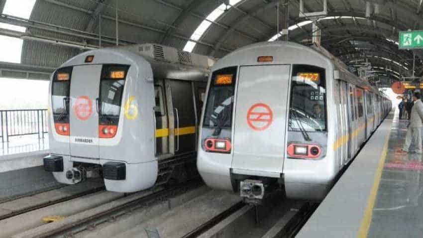 Delhi Metro Independence Day Service RED ALERT! Some gates on Violet Line stations will be closed; all parking services shut