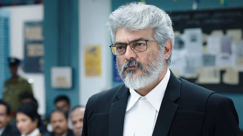Nerkonda Paarvai Box Office Collection Worldwide: Rs 100 crore BLOCKBUSTER! Thala Ajith film shatters records!