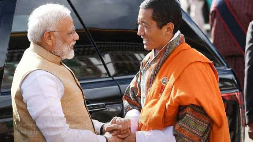 Great time to innovate in India, says PM Modi in Bhutan