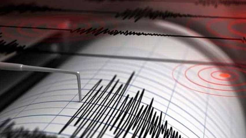 Earthquake Tremor hits Manipur-Myanmar border, no damage reported