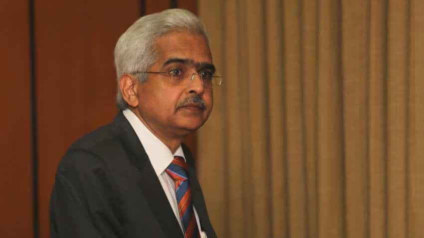 RBI Governor Shaktikanta Das hints at softer approach on rates