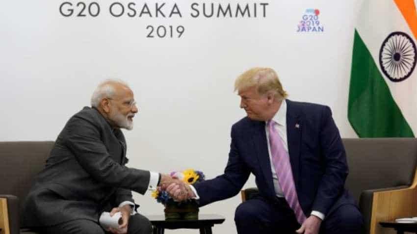 G-20 Summit 2019: Narendra Modi meets Donald Trump over India-US trade issues
