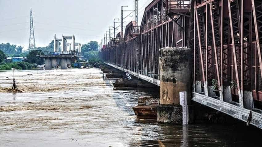 Delhi flood alert! Yamuna breaches danger mark; Indian Railways trains schedule changed