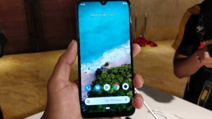 Xiaomi Mi A3 Android One phone launched in India: Check price, features and specs