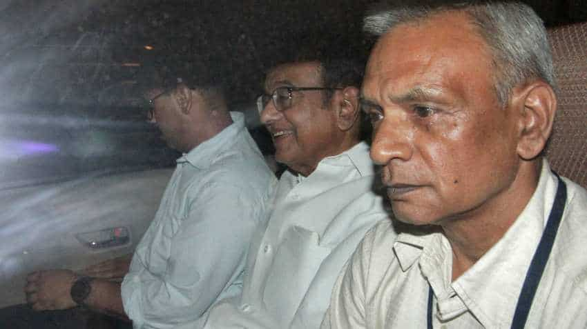 P Chidambaram arrested in INX Media case, to be produced before CBI court today