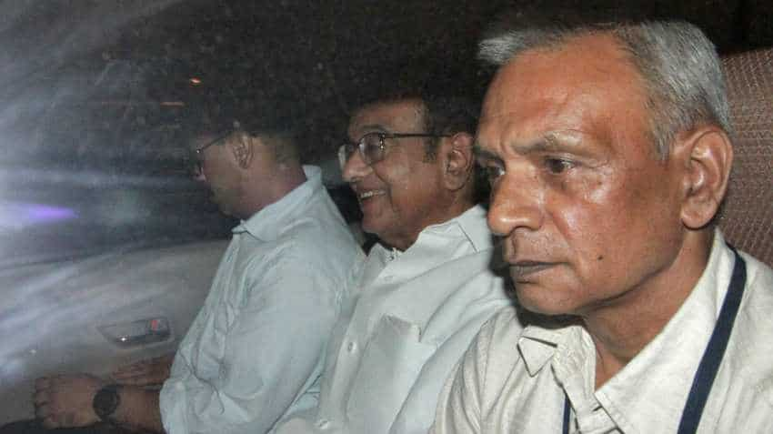 After arrest, Chidambaram to be produced before Delhi court shortly