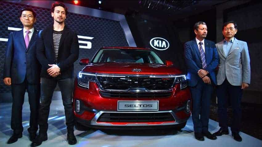 STUNNING SUV! Kia SELTOS already a big hit? 32k+ bookings garnered even before launch, confirms auto giant