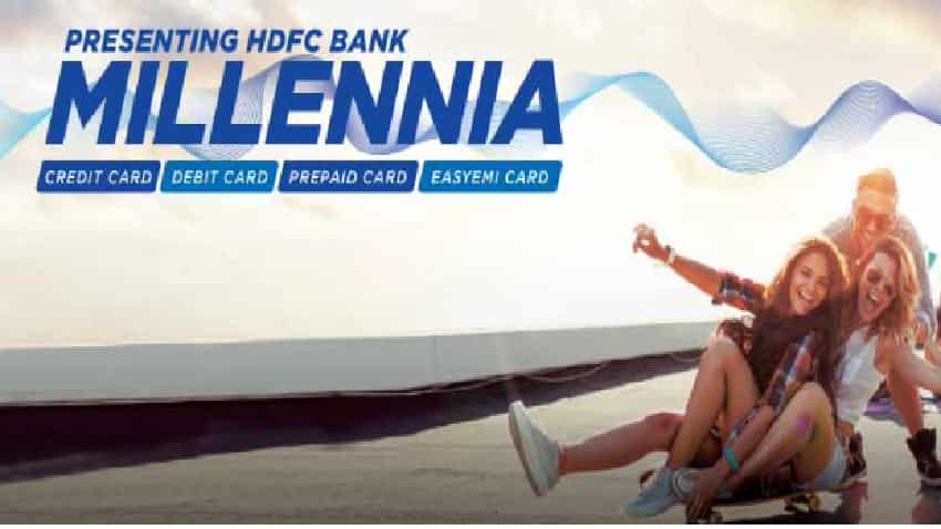 HDFC Bank, MasterCard launch credit, prepaid cards for millennials: Check benefits