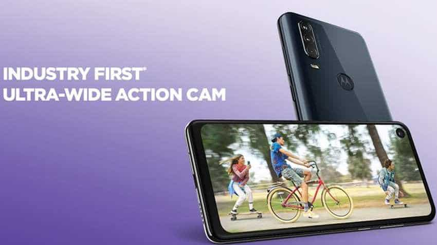 Motorola One Action with world's first ultra-wide action camera launched in India: This is what it would cost