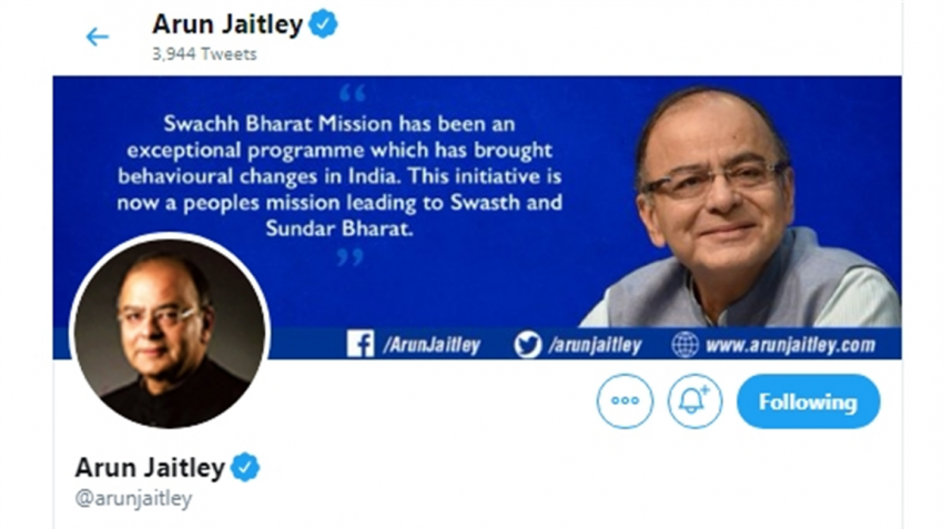 How Arun Jaitley made Twitter home to connect with people