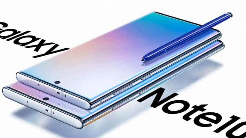 Samsung Galaxy Note10+: Bring productivity to your palm