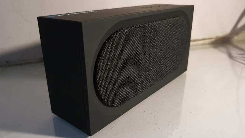 Blaupunkt BT-52 Bluetooth speaker review: Fills the void, perfect for room
