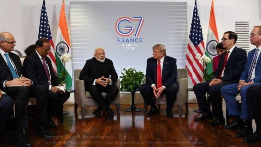 Discussed Kashmir, Narendra Modi says its under control: Donald Trump