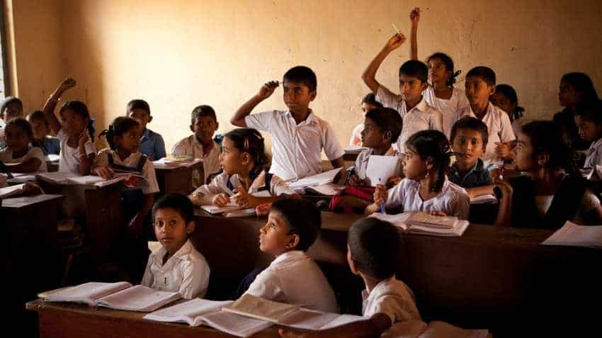 Big step by Yogi Adityanath government: 1.5 core primary school kids to use biometric attendance