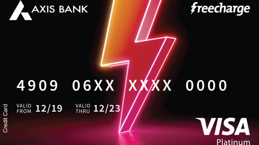 firstDigital Credit Card: Freecharge forays into Digital