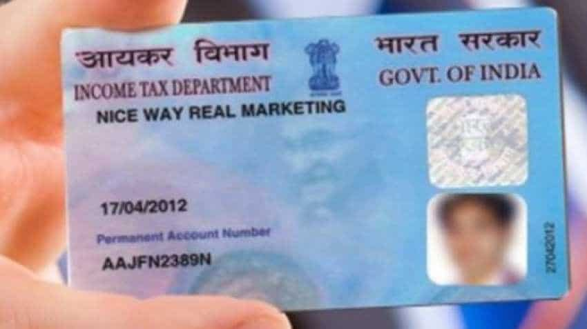 PAN-Aadhaar linking news: Income Tax payers PAN card issued automatically using Aadhar card for filing ITR